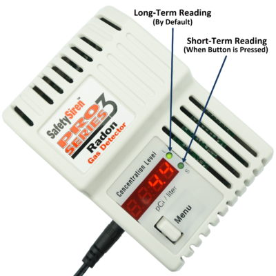 radon-detector-with-long-term-reading